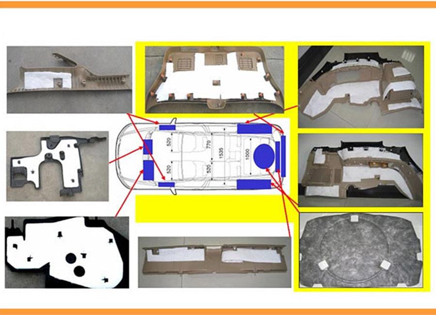 Proxima Sound Insulationtecnologie Adesive